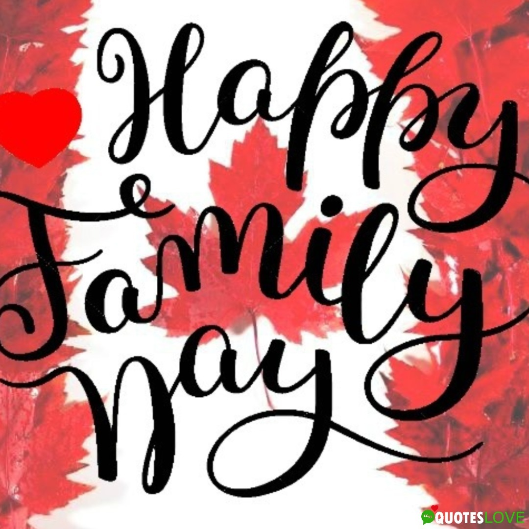 Family Day Canada 2020 Images, Pictures, Wallpaper, Photos