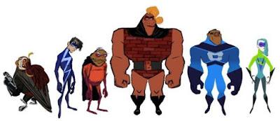 Novos personagens de Os Incríveis 2 revelados!
