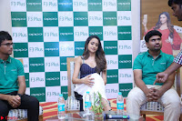 Pragya Jaiswal in Deep neck Gown at Launch of OPPO Phone 076.JPG
