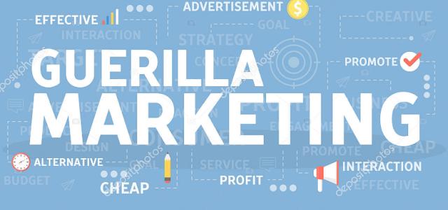 Marketing Guerrillero: Próximamente Presidente