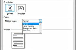 Tutorial Membuat Ukuran Margin Makalah Atau Skripsi Di Microsoft Word