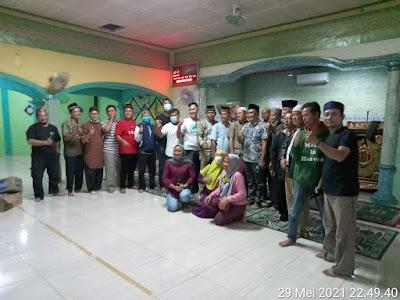 PLT lurah Selincah Harapkan RT Terpilih Dapat Meberikan Pelayanan dan Informasi yang Cepat Dari Pemerintah