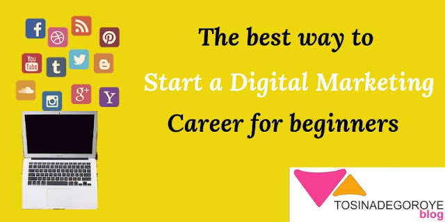 The best way to start a digital marketing career for beginners