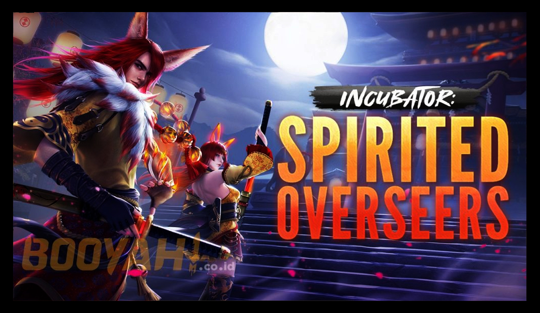 Spin Incubator Spirited Overseers Cuma 30 Diamond!