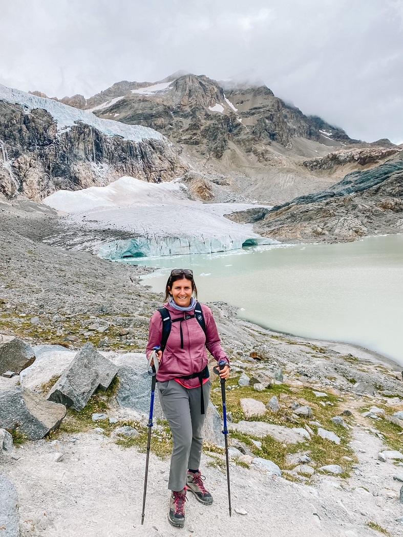 Come vestirsi per l'escursione al ghiacciaio Fellaria