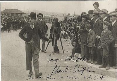 Kid Auto Races at Venice / Детские Автогонки в Венисе (7 февраля 1914)