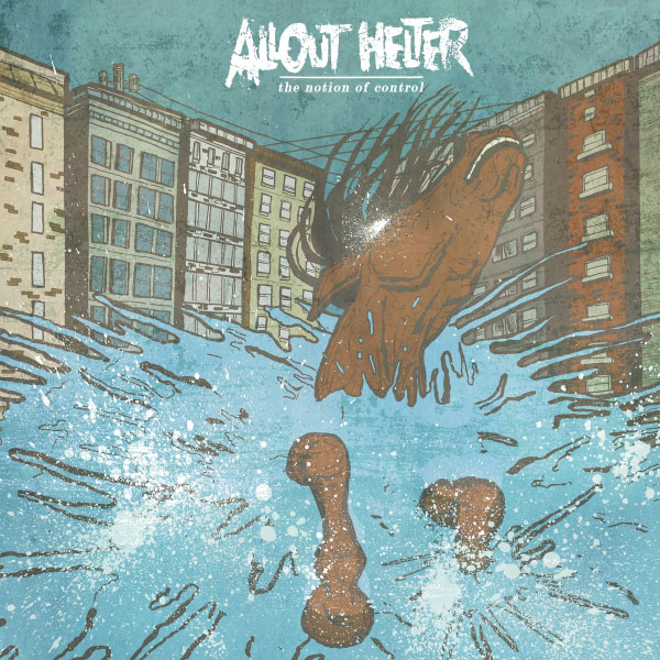 """Allout Helter stream new album """"The Notion Of Control"""""""