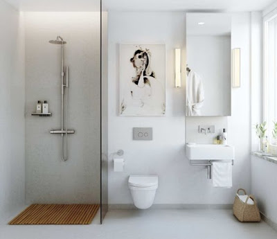 7 Desain Terbaru Kamar Mandi Minimalis Dengan Tampilan Shower Stylish 6