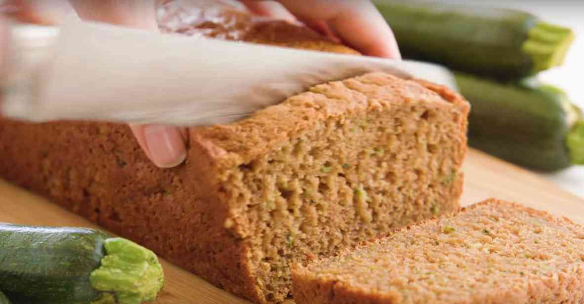 How to bake Zucchini Bread at home?