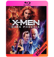 X-MEN: DARK PHOENIX (2019) BDREMUX 1080P MKV ESPAÑOL LATINO