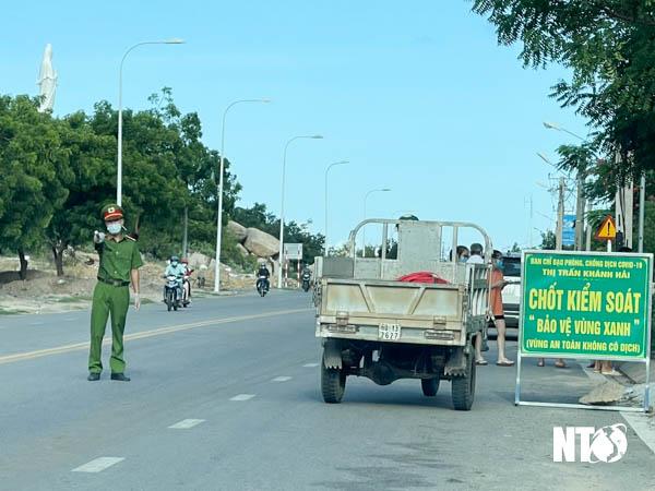 """Các huyện Ninh Hải, Thuận Bắc: Quyết tâm giữ vững """"vùng xanh"""""""