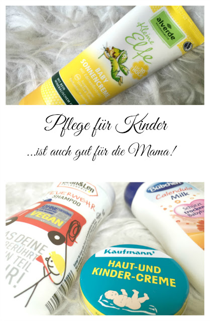 Pflegeprodukte für Babys und Kinder kann man super für sich selbst stibitzen! Creme, Shampoo, Bodylotion... weniger Zusätze und toller Duft!