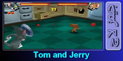 تحميل لعبة توم اند جيري للكمبيوتر