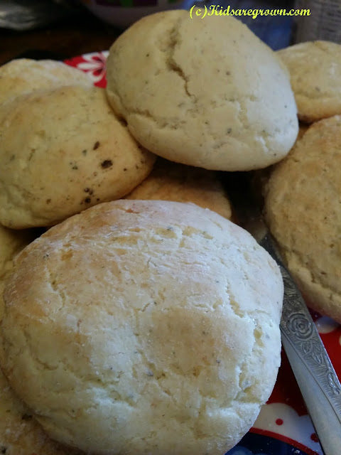 Gluten Free Italian Biscuits
