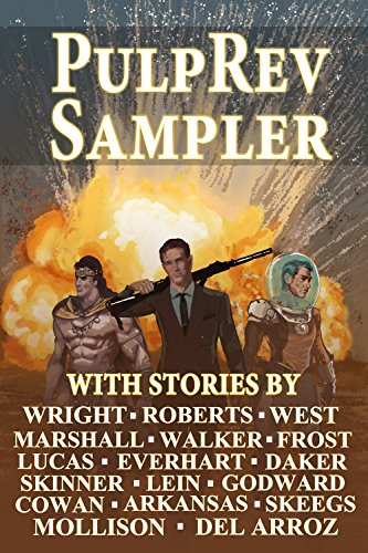 The PulpRev Sampler! The Best in Fantasy & Sci-Fi!