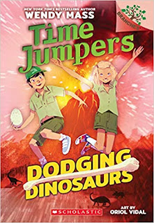 Time Jumpers: Dodging Dinosaurs