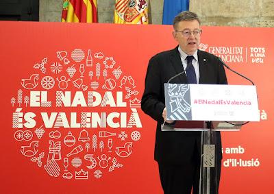 La Generalitat impulsa una campaña para promocionar el consumo de productos valencianos durante la Navidad