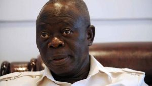 Oshiomole Behaves Like Primary School Head Boy-senator Fadahunsi