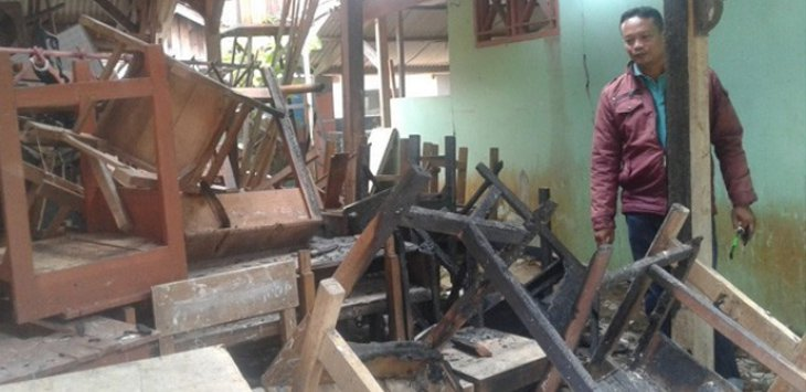 Terungkap! Ternyata Anggota DPRD yang Otaki Pembakaran 7 Sekolah di Kalteng