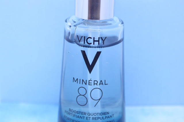 Vichy Minéral 89 Skin Boost Serum Bottle