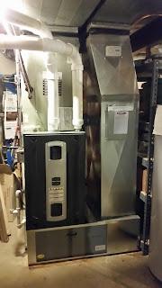 furnace installation Dexter