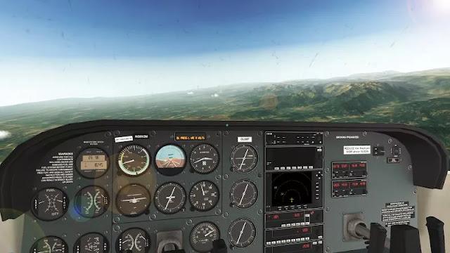 Real Flight Simulator Mod APK Terbaru