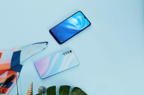 इन-डिस्प्ले फिंगरप्रिंट स्कैनर के साथ Vivo Y7s चीन में हुआ लॉन्च, जानें कीमत और फीचर्स