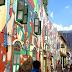 新加坡「哈芝巷」 童心未泯、富饒藝術的彩虹巷
