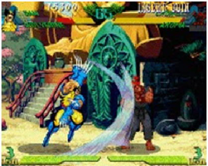Marvel Super Heroes Vs Street Fighter (CPS2) - Download ...