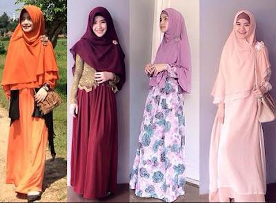 Busana Muslim Terbaru Tahun 2017