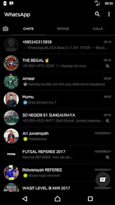 WhatsApp Mod BLACK V.2.17.351 Apk,Free Download WhatsApp Mod BLACK v2.17.351 Apk,WhatsApp Mod BLACK v2.17.351,Link Download WhatsApp Mod BLACK V.2.17.351
