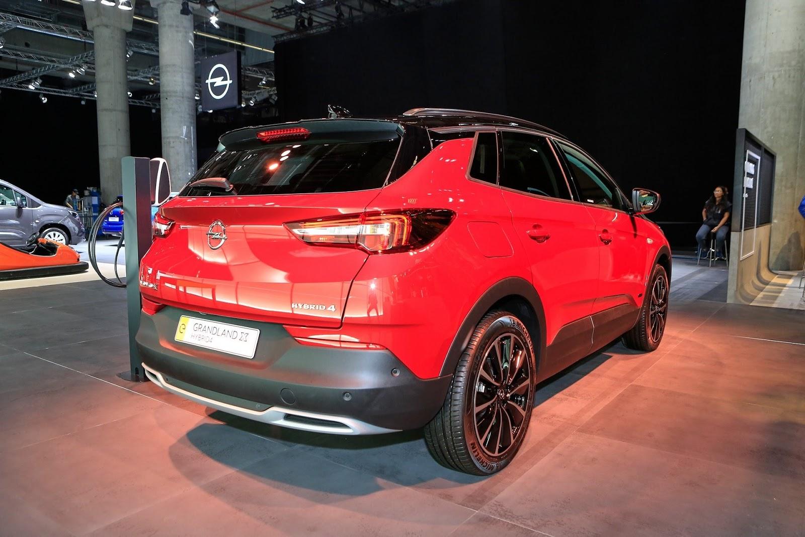 2019 Opel Grandland X Hybrid4 Release Date >> Opel Grandland X Hybrid 4 Hybrid 2019 12 22