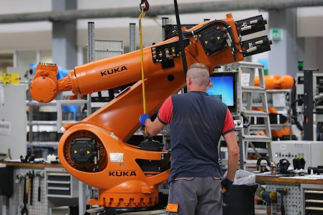الصين الروبوتات ميدو للمعلوميات
