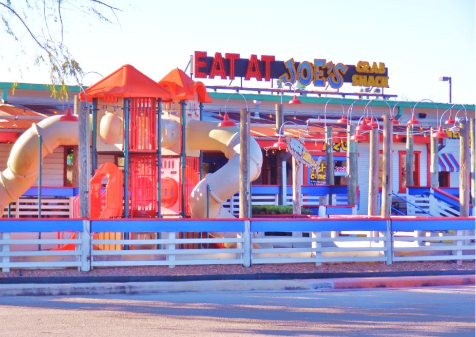 Kid Friendly Restaurants Houston Playground Best