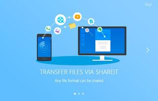 Tips dan Cara Menggunakan SHAREit Untuk Berbagi File dengan Teman