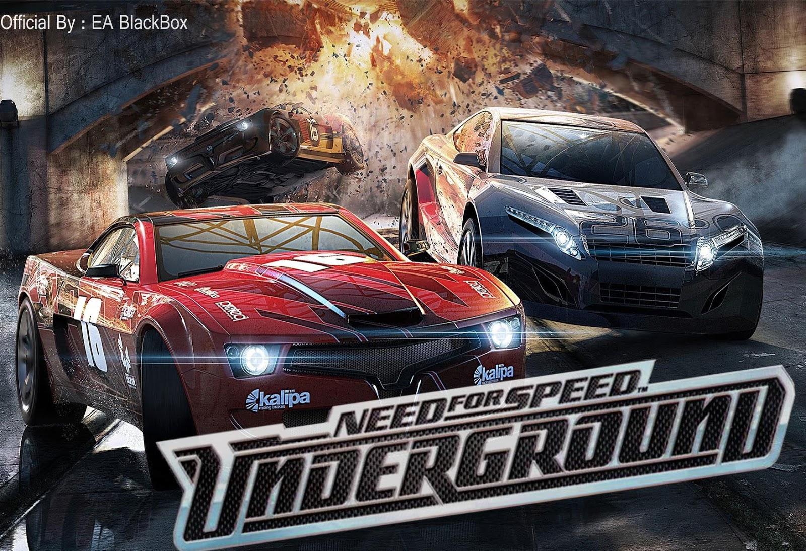 need for speed underground 3 clubic