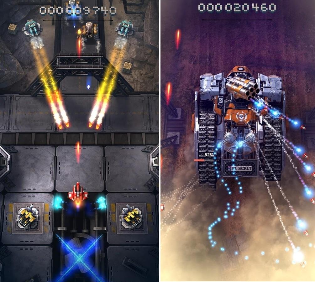 Sky Force Reloaded APK+Mod V1.65 (Offline, Unlimited Stars
