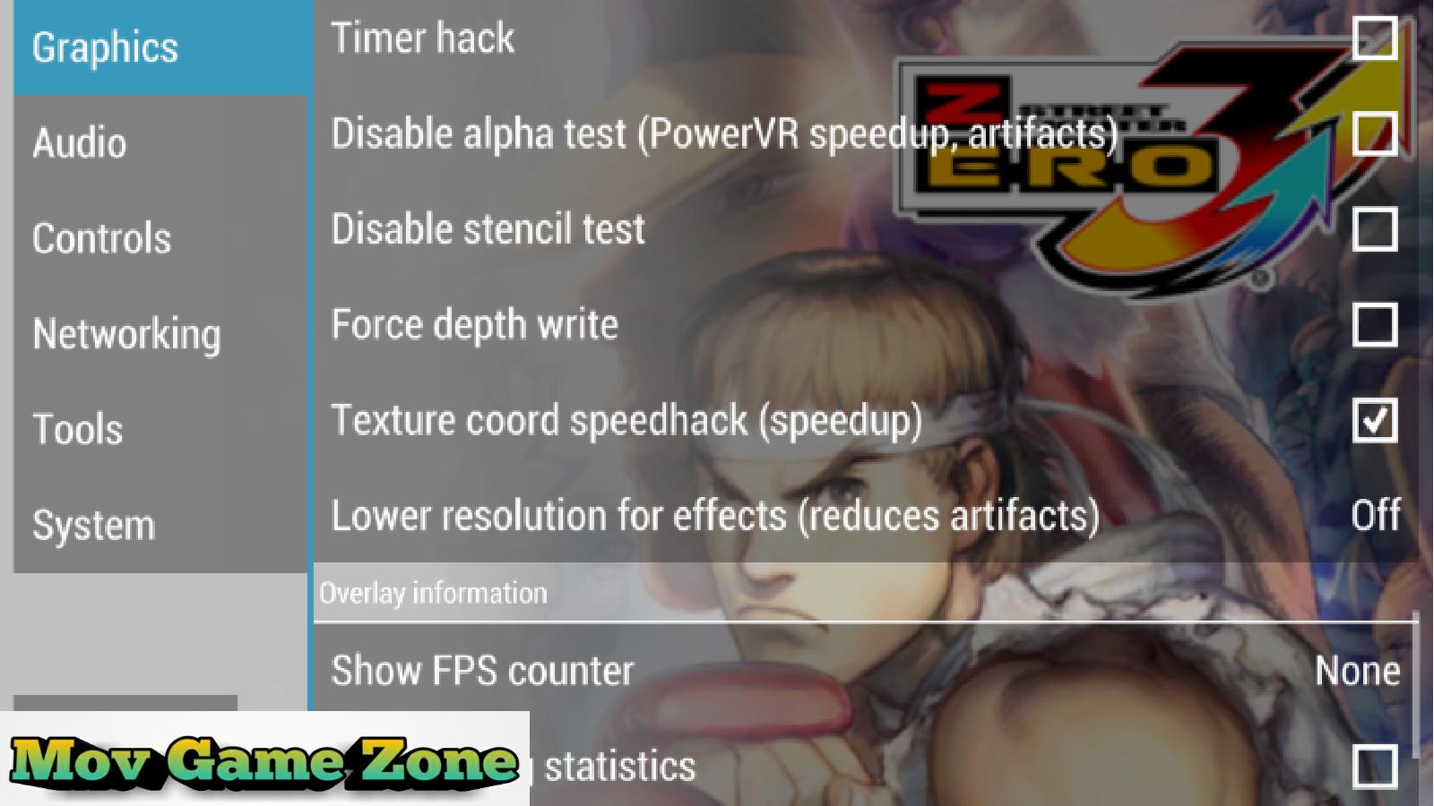 Street Fighter Zero Android