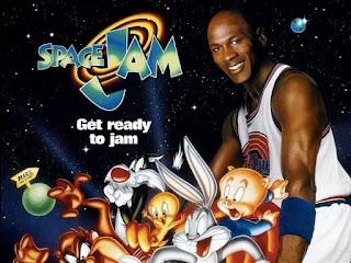 Michael Jordan en Space Jam