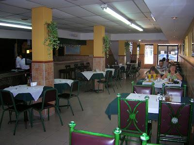 Restaurante Romanaccio, Panamá, round the world, La vuelta al mundo de Asun y Ricardo, mundoporlibre.com