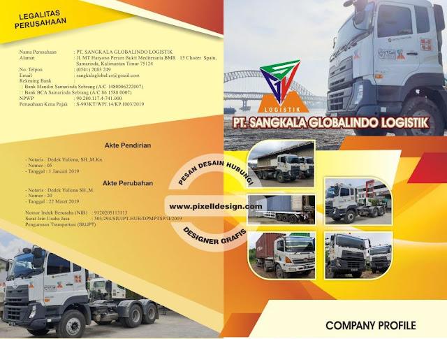 Iklan Perusahaan Logistik