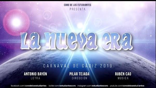Después de una nueva final en 2018 con 'Rockola', el coro de Los Estudiantes será para el COAC 2019 'La nueva era'