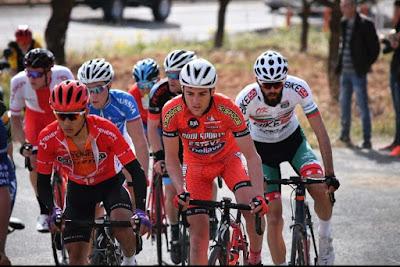Esteve chozas Vuelta Guadalentin