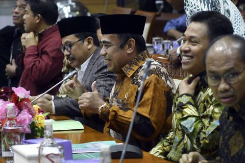 Diminta Belajar Apa Itu Agama, Menag Anggap Anggota DPR Bercanda