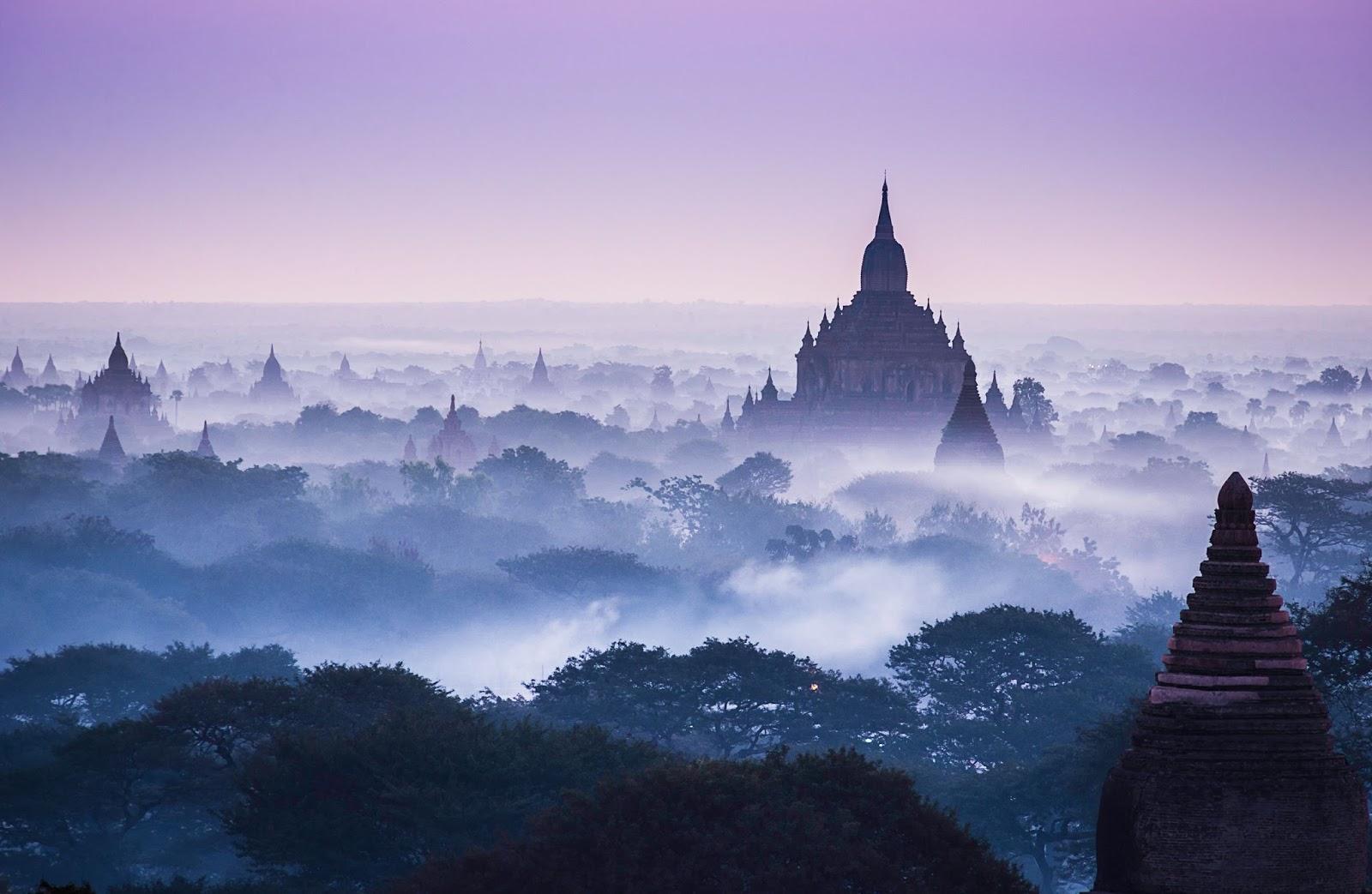 Lugar Recóndito, Bagan, Birmania o Myanmar 2