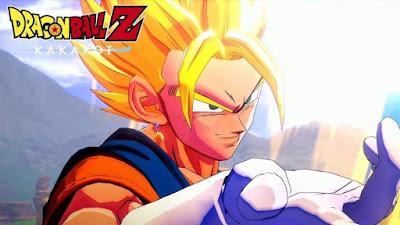 Tráiler de la saga de Buu de Dragon Ball Z: Kakarot.