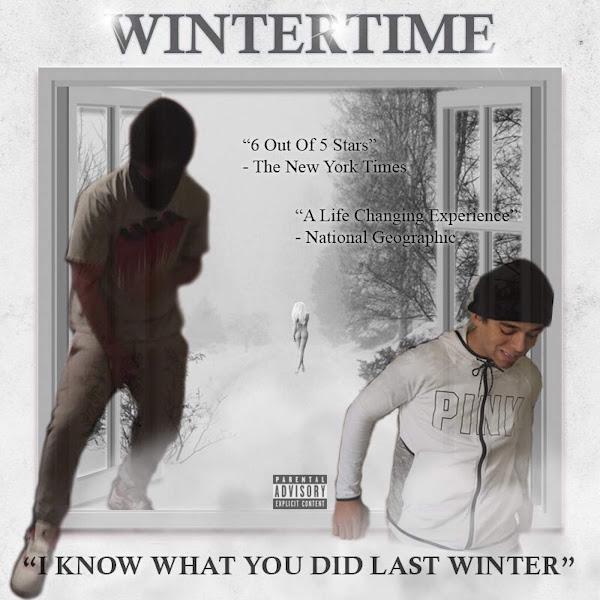 Wintertime - Thru It All (feat. I LOVE MAKONNEN) [Remix] - Single Cover