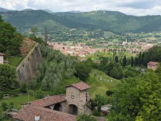 Bergamo - Porta San Lorenzo.