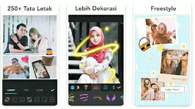 Aplikasi Kolase - PhotoGrid