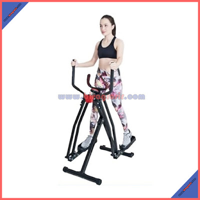 AIR WALKER Alat Fitnes Treadmill berjalan diudara - SLIM STRIDER 360